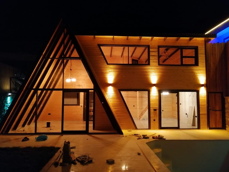 DODEM. inşaat emlak ahşap  ev tasarım uygulama.san tic